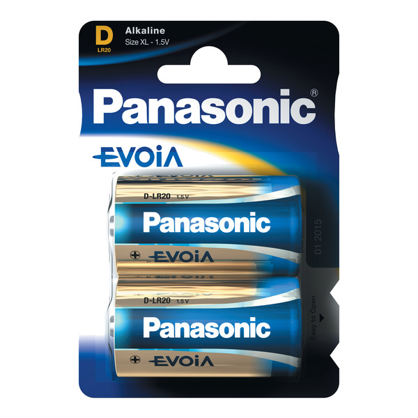 Panasonic EVOiA Mono 2er Pack