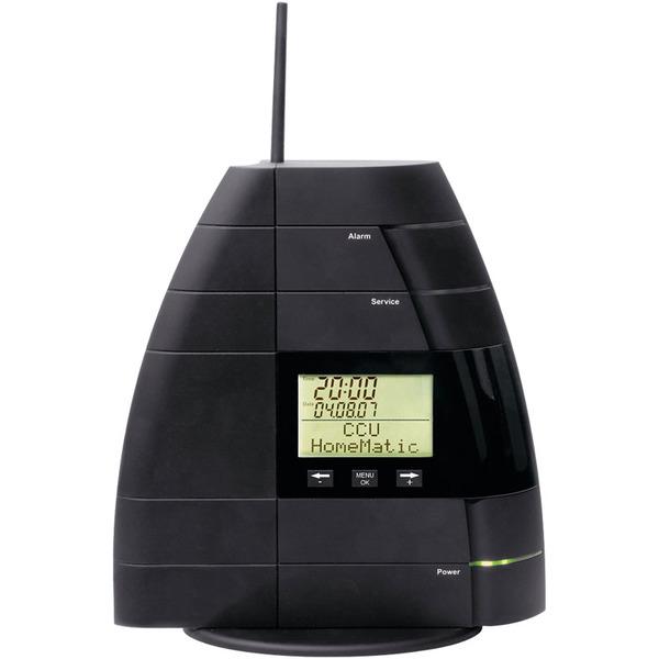 Homematic Zentrale CCU 1, schwarz