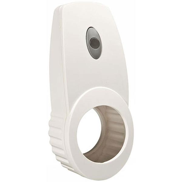 ELV-Design-Stecker-Steckdosen-Gehäuse OM 54 C mit Tasterstößel und LED-Leuchtfeld