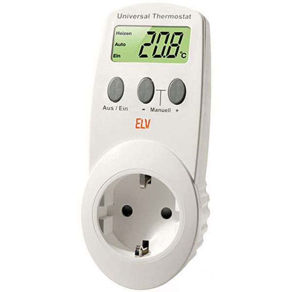 Universal Thermostat UT 200, Komplettbausatz