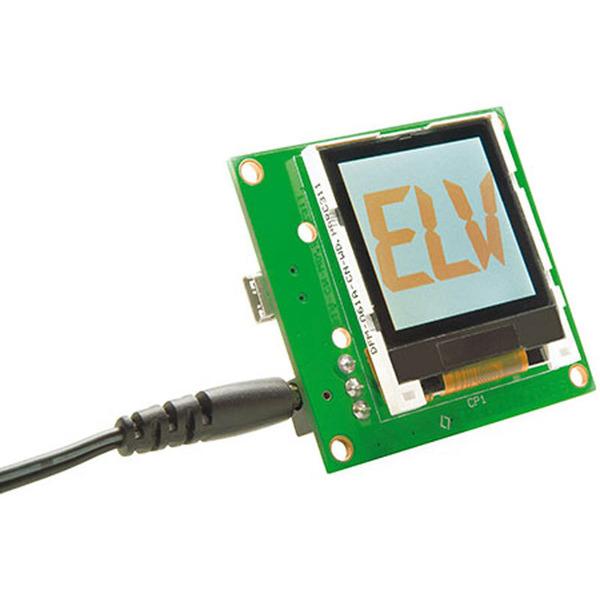 LCD-Colour-Panel LCP 100, Komplettbausatz