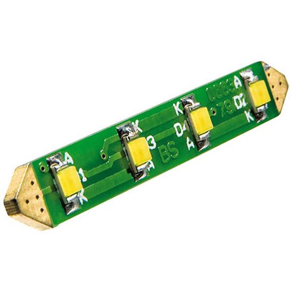 ELV Komplettbausatz LED-Soffitte für Klingeltaster, ohne LED