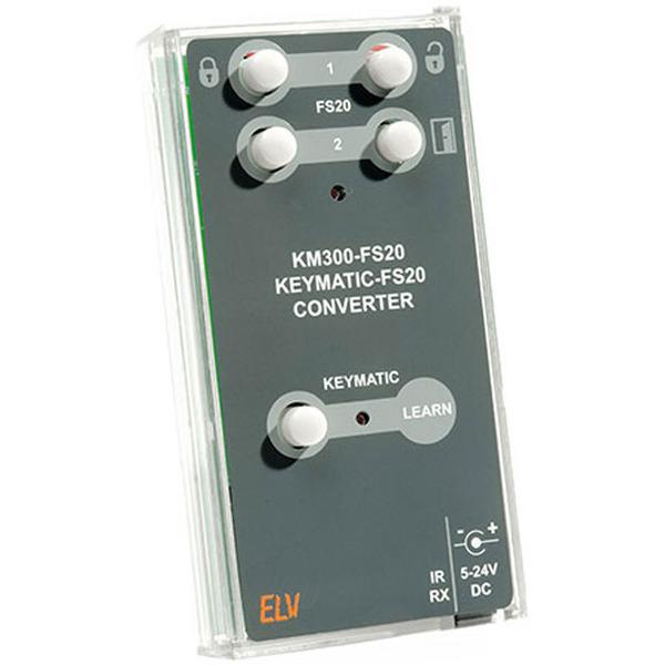 KeyMatic®-nach-FS20-Umsetzer KM300-FS20, Komplettbausatz