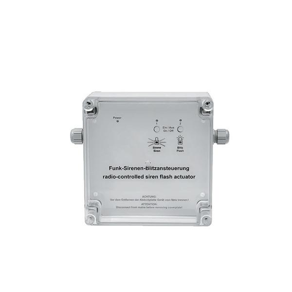 Homematic 084392 Funk-Sirenenansteuerung für Smart Home / Hausautomation