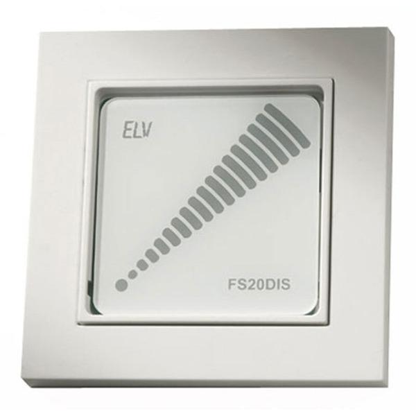FS20 Dimmer-Slider DIS, inkl. 3 Sensorabdeckungen