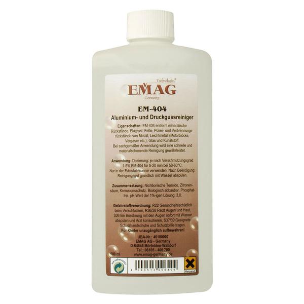 EMAG Aluminium- und Druckgußreiniger EM-404, 500 ml