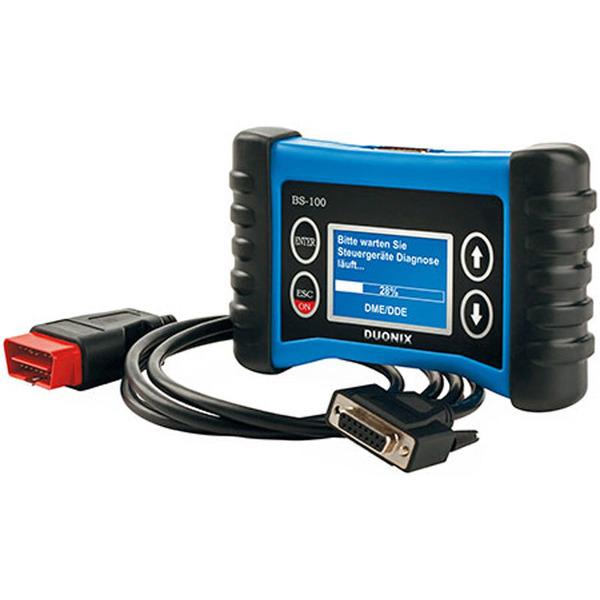 Profi Handheld-OBD2-Diagnosescanner BS-100 für BMW