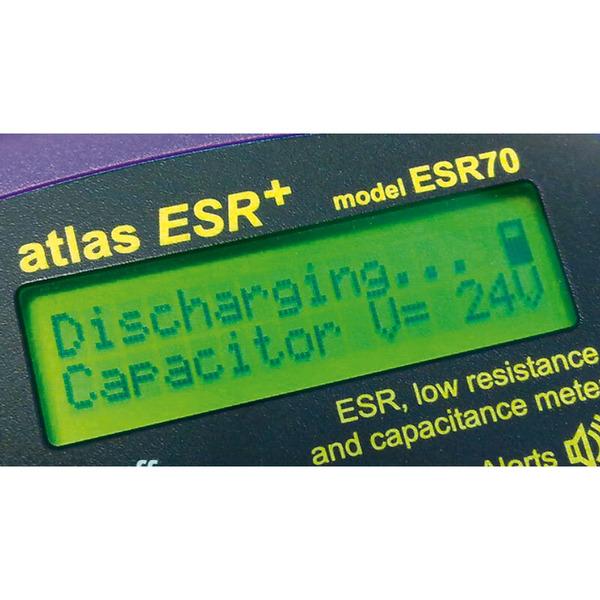 PEAK Elko-ESR-Tester Atlas ESR 70
