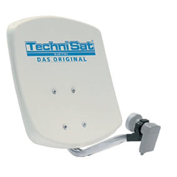 TechniSat Digidish 45 mit Universal LNB beige