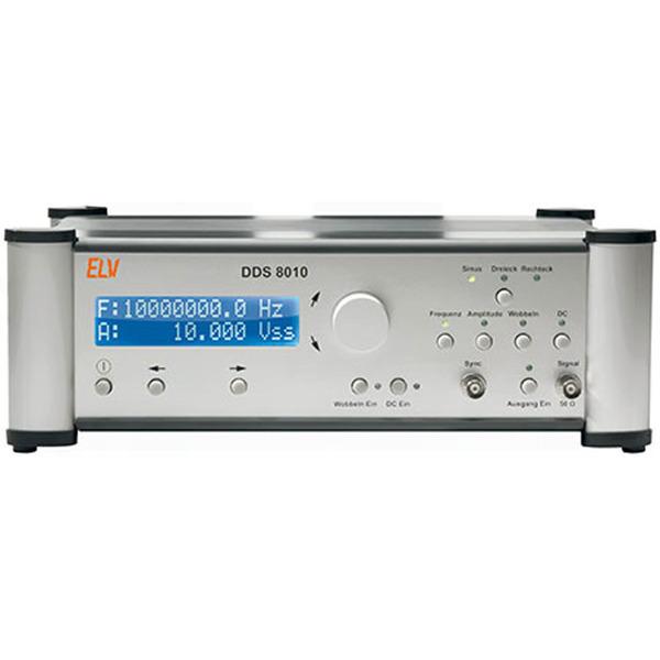 ELV 10-MHz-DDS-Funktionsgenerator DDS 8010, Komplettbausatz