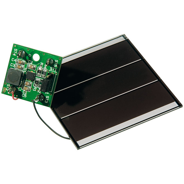 ELV Komplettbausatz Solar-Boost Spannungswandler SBC300