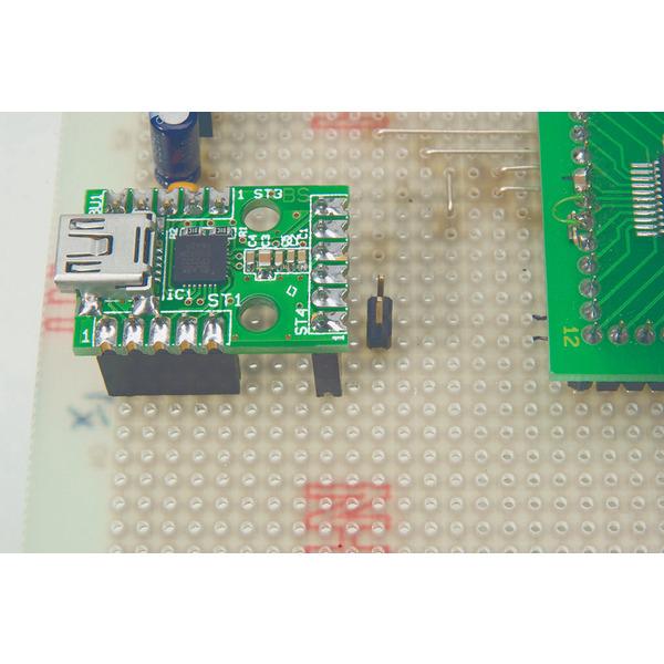 Mini-USB-Modul UM2102, Komplettbausatz