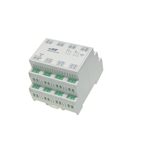 Homematic Wired RS485 I/O-Modul 12 Eingänge 14 Ausgänge HMW-IO-12-Sw14-DR