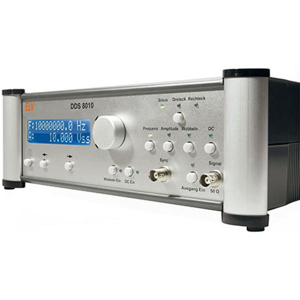 ELV 10-MHz-DDS-Funktionsgenerator DDS 8010