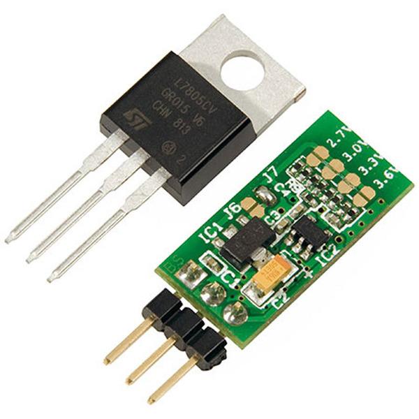 ELV Komplettbausatz Universal Spannungsregler LDO 3V / 3,6 V LDO5