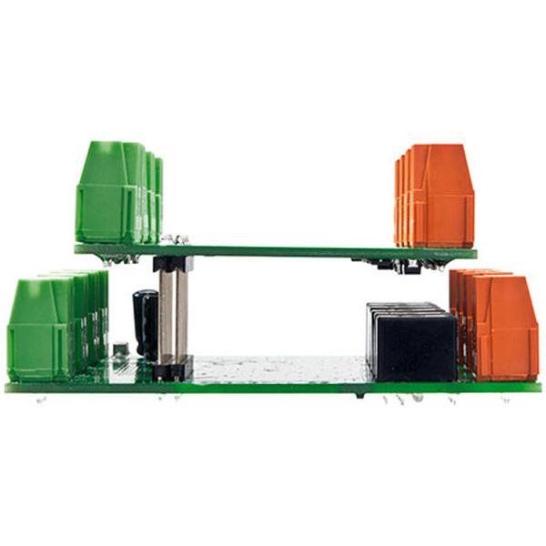 ELV Homematic Komplettbausatz Wired I/O-Board RS485, 12 Eingänge, 14 Ausgänge HMW-IO-12-Sw14-DR