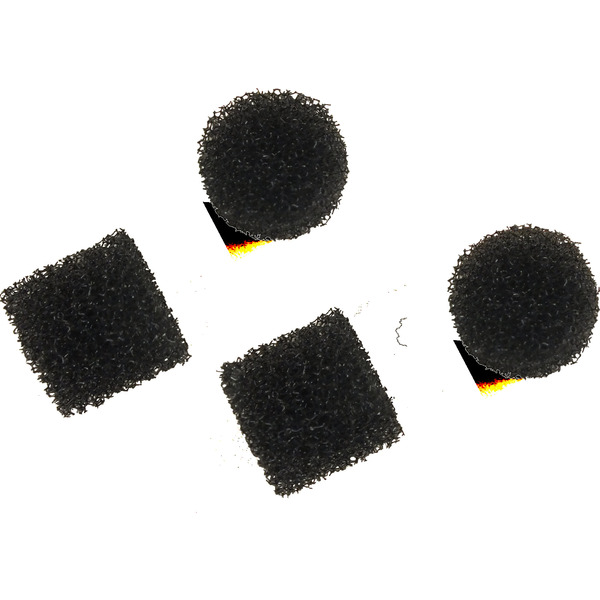 ELV Ersatz-Kohlefilter für Entlötkolben DIA100, 4 Stück