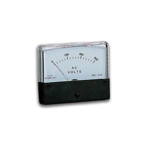 Einbaumessmodul analog Spannung AC 300 V / 70 x 60 mm