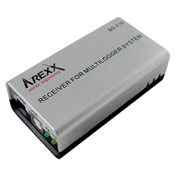 AREXX Funk-Datenlogger-System, USB-Empfänger BS-510