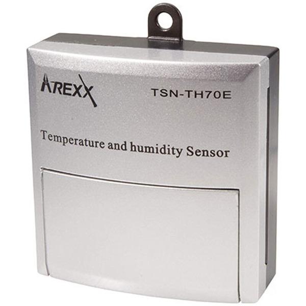 AREXX Funk-Datenlogger-System, Temperatur-/Feuchtesensor TSN-TH70E