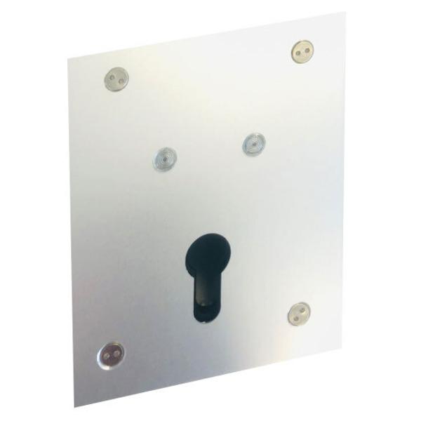 Schlüsselschalter Unterputz