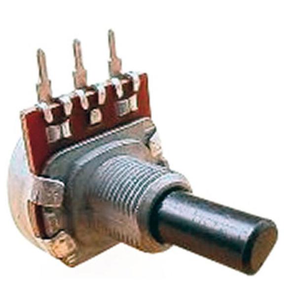 OMEG Drehpotentiometer 6mm stehend, linear 2,2 kOhm