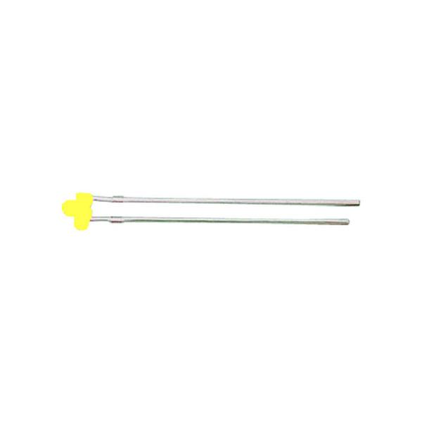 10x Miniatur-LED 1,8 mm Gelb