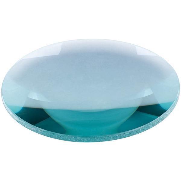 Linse für Lupenleuchte, 2,25-fache Vergrößerung, ø 127 mm, Echtglas