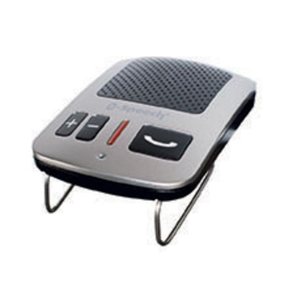 B-Speech Pago Bluetooth-Freisprecheinrichtung mit Telefonbuch und Ansage der Telefonnummer