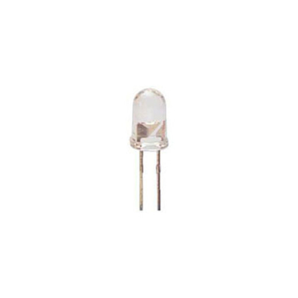 Kingbright LED-Duo grün / gelb, 3mm, 2-Pin