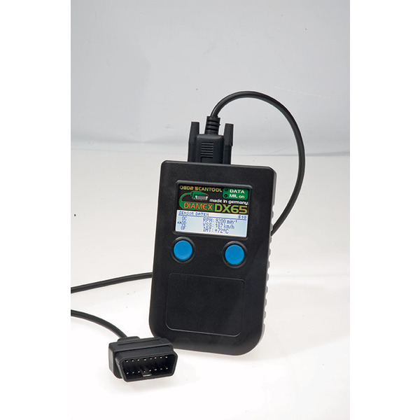 Diamex DX65 Handheld-OBD-2-Scanner