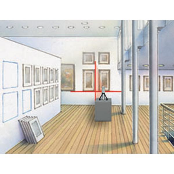 Laserliner SuperCross-Laser Compact Kreuzlinienlaser