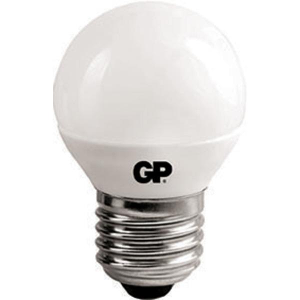 GP Lighting E27 LED-Mini-Birne 2 W, warmweiss
