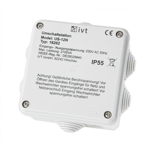 Automatik-Umschalter US-12N, 230 V