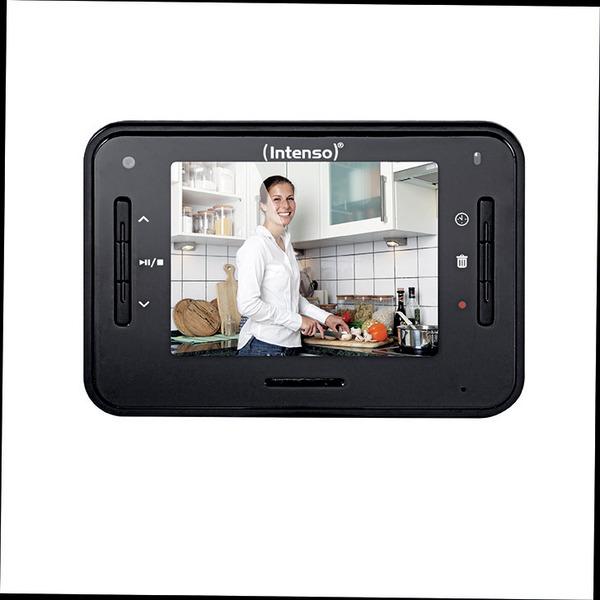 Intenso Digitaler Video-Messenger Viddy 7,1 cm schwarz