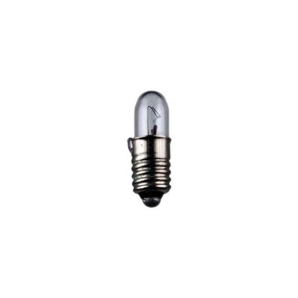 Kleinstlampe Sockel E5,5, 4,7 x 15 mm, 12 V