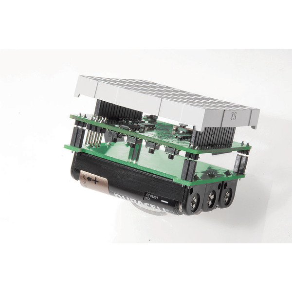 ELV Komplettbausatz RGB-LED 8x8-Matrix-Modul