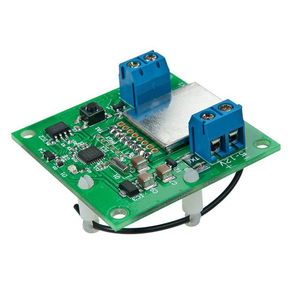 ELV Homematic Komplettbausatz Schaltaktor für Batteriebetrieb HM-LC-Sw1-Ba-PCB