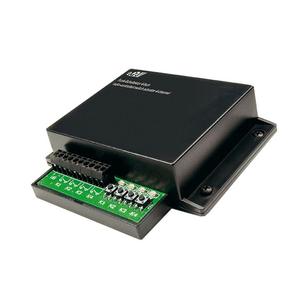 Homematic Funk-Schaltaktor, 4-fach HM-LC-Sw4-WM für Smart Home / Hausautomation