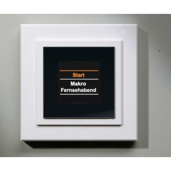 ELV FS20 Display Wandtaster FS20DWT