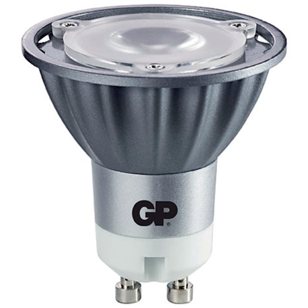 GP Lighting 3,3 W LED-Reflektorstrahler GU10, warmweiß