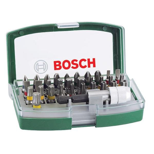 Bosch Promoline 32 tlg. Schrauberbit-Set