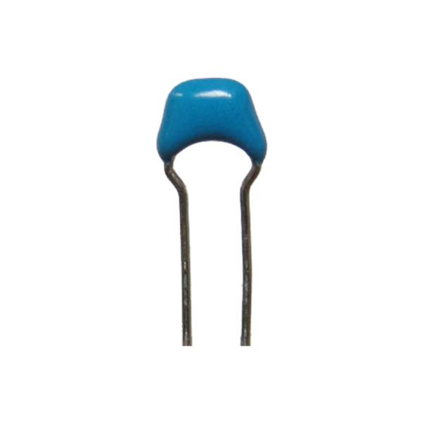 Keramikkondensator 100000 pF, 50 V, RM 2,5 mm, radial