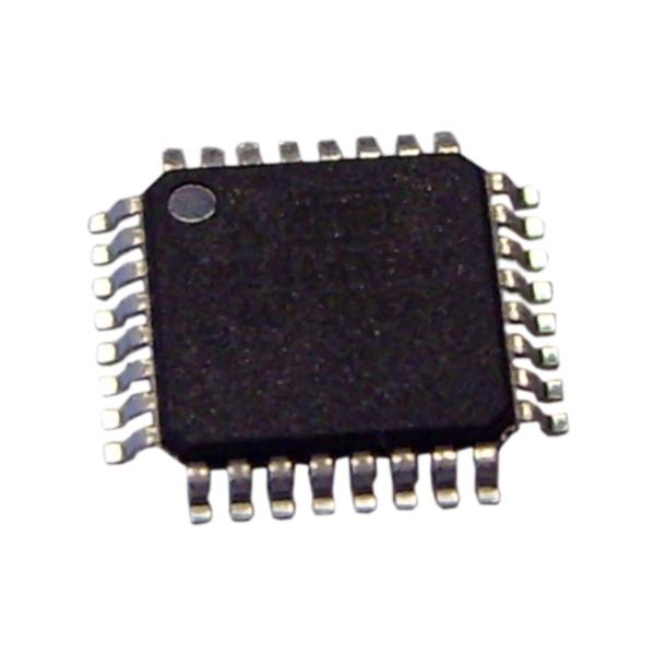 Atmel Mikrocontroller ATmega 168A-AU, TQFP-32