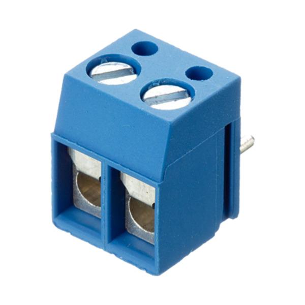 Adels-Contact Schraubklemmleiste GSK 830 H/2 DS, horizontal, 2-polig