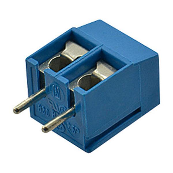 Adels-Contact Schraubklemmleiste GSK 830 V/2 DS, vertikal, 2-polig