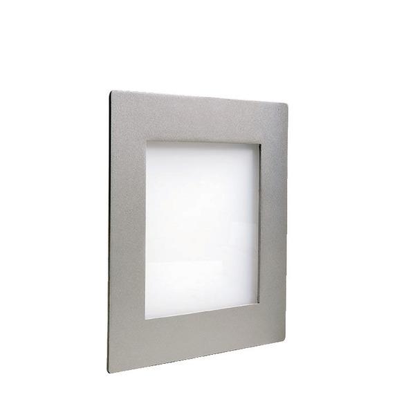 Heitronic LED-Panel, 9 W, 200 x 200 mm, warmweiß