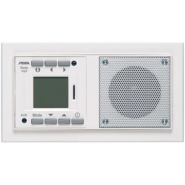 Peha Audio-Point Nova-Design, alu lackiert