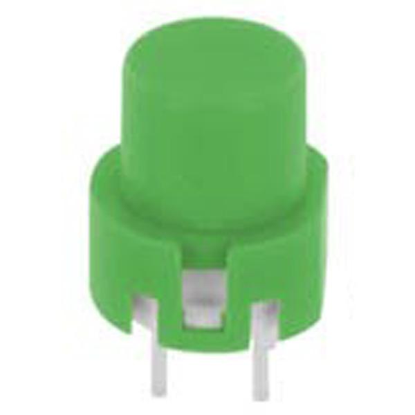 Eingabetaster 0,1 A 32 V DC, rund, grün