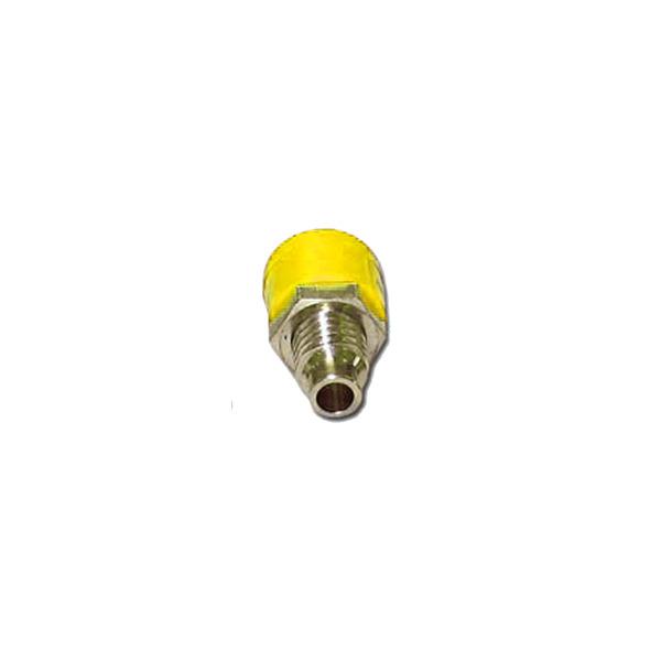 HO-Buchse 2,6 mm, gelb